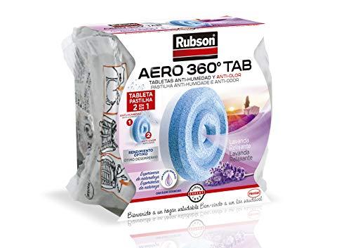 Rubson 2093429 Recambio deshumidificador, Morado, 450 g