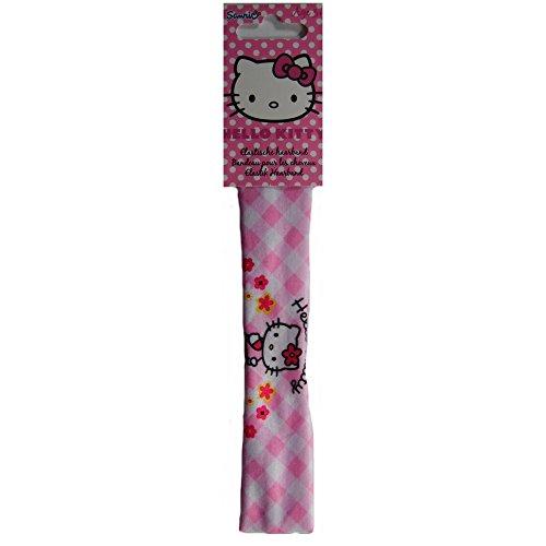 Bandeau cheveux Disney Hello Kitty enfant rose