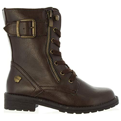 MTNG Boots für Damen 45552 C12482 Marron Schuhgröße 29