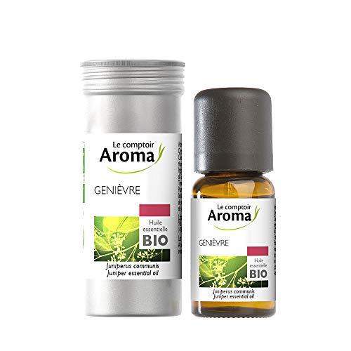 Contatore - contatore Aroma Olio Essenziale Ginepro Bio 10 ml