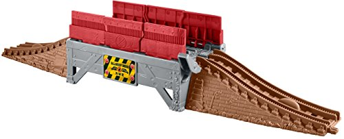 Fisher-Price Thomas & Friends TrackMaster, Brave Bridge Collapse Train Set -  DFM63