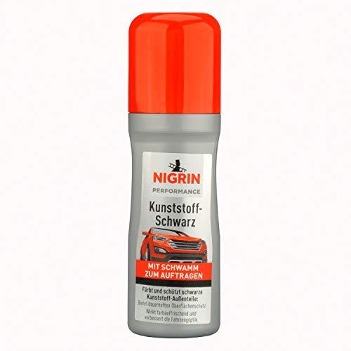 Nigrin 20410 Performance - Pintura plástica (75 ml), Color