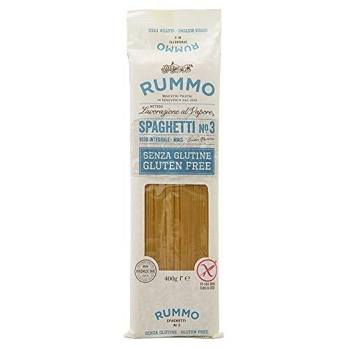 Spaguetti Sin Guten Rummo 400 G.