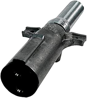 Tectran 670-29SG Vertical Dual Pole Plug (Socket Tarp Systems Connector, Vertical plug assembly with spring guard Screw Te...