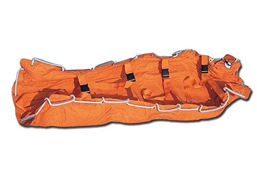 Gima 34091 Materasso Vacuum Mat, Arancione