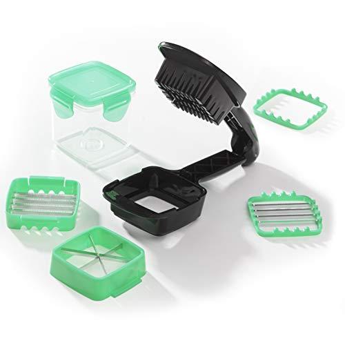NICER DICER DICER10 Quick La solución para Cortes limpios en cuestión de Segundos-Vista en el tellé, plástico