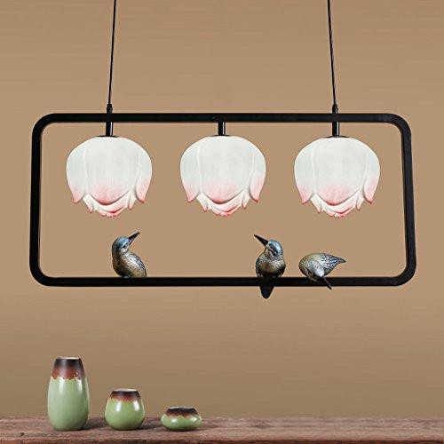 LDG plafondlamp hanglamp vintage birdie verlichting van lotushars/voor eetkamer, slaapkamer, woonkamer/andere decoratie