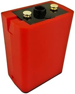 Clamshell LAA-0139,LAA125 RED BK Battery Holder Fits Bendix King
