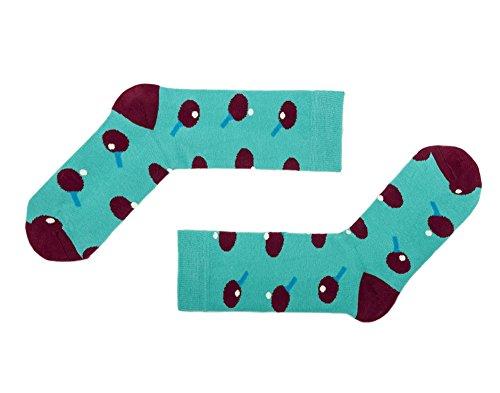 Sammy Icon Damen Matchpoint Designer Socken - - Einheitsgröße