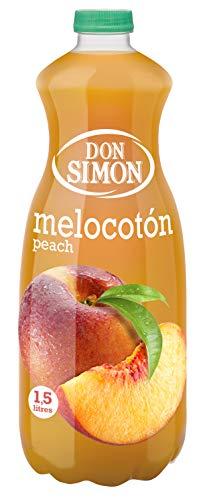 Don Simon Nectar Melocotón - Pack de 6 x 1.5 l - Total: 9 l