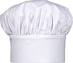 HIC Adjustable Chef Hat, Child Size