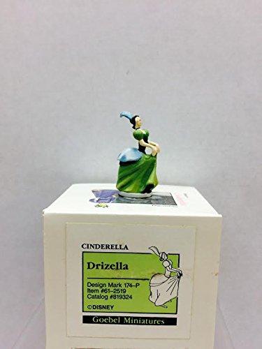 "Robert Olszewski Goebel Miniatures""Drizella"" Cinderella The Disney Collection"