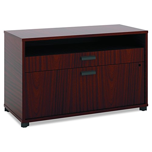 "The HON Company HON Manage File Center | 1 Shelf / 2 Drawers | 36""W 