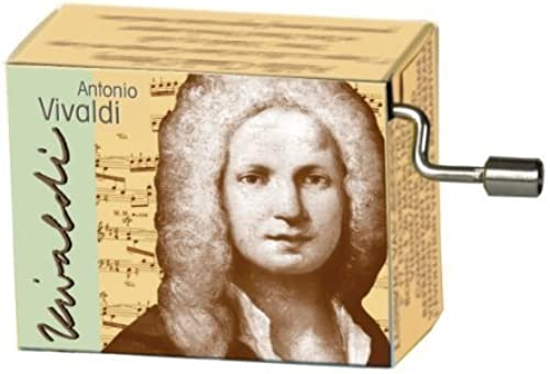 Antonio Vivaldi - Four Seasons - Spring Music Box by Fridolin