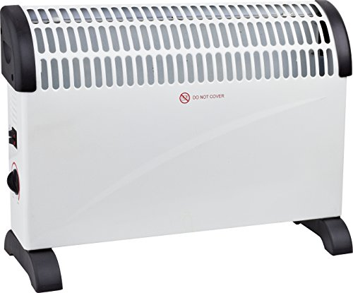 Convector con termostato Tenco HCV-2100