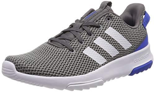 Adidas CF Racer TR, Zapatillas de Running para Hombre, Gris (Grey Four F17/Ftwr White/Blue Grey Four F17/Ftwr White/Blue), 43 1/3 EU