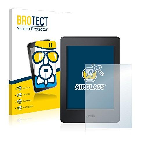 BROTECT Glas Screenprotector compatibel met Amazon Kindle Paperwhite 2015 (7. Generatie) – Beschermglas met 9H hardheid