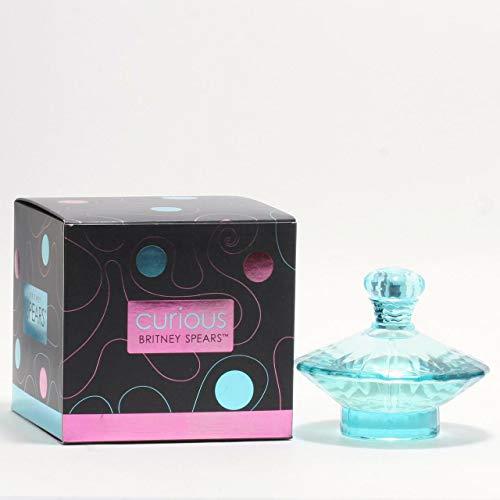Britney Spears Curious Eau De Parfum Spray 100 Ml For Women
