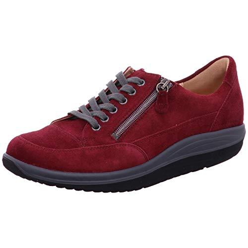 Ganter Damen AKTIV GISA-G Sneaker, Rot (Rubin 43000), 38 EU