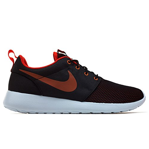 Nike ACG - Zapatillas de Senderismo de Cuero Nobuck para Hombre, Color marrón, Talla 40