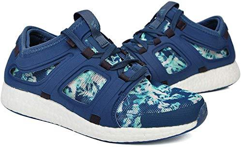 adidas Climachill CC Rocket Boost AQ5272 Damen Running Walking Laufschuhe, Blau, 39 1/3 EU