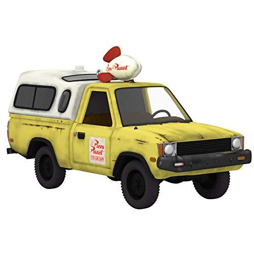Hallmark Keepsake Christmas Ornament 2020, Disney/Pixar Toy Story Pizza Planet Truck 25th Anniversary, Light-Up