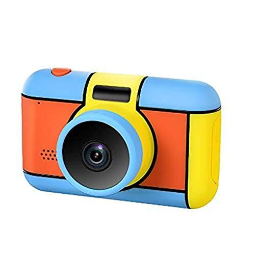 AZHom Juguete de la cámara de los niños de 28 Millones Puede Tomar fotografías Digitales SLR pequeña de Mini Estudiantes de Ambos sexos y de cámara portátil