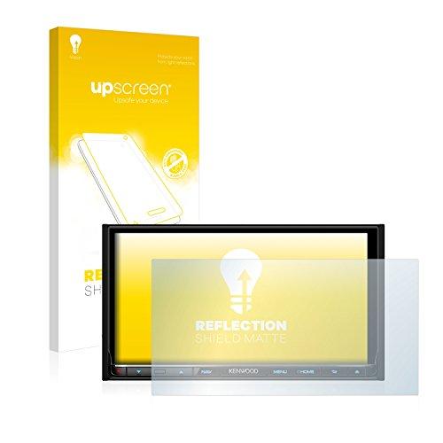upscreen Entspiegelungs-Schutzfolie kompatibel mit Kenwood DNN9150DAB – Anti-Reflex Displayschutz-Folie Matt
