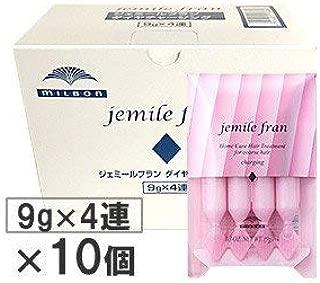 【10個セット】ジェミールフラン サロントリートメントD3(ダイヤチャージング) 9g×4連