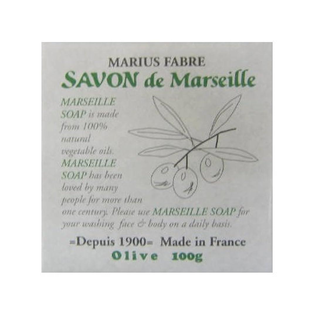 文提案する宙返りサボン ド マルセイユ オリーブ 100g