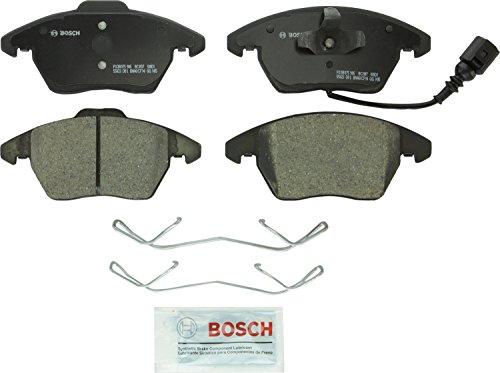 Bosch BC1107 QuietCast Premium Disc Brake Pad Set