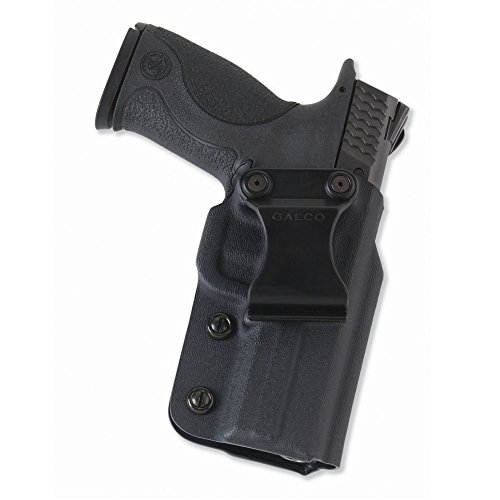 Galco Triton Kydex Iwb Holster, Black, Ruger Lcr .38, Right