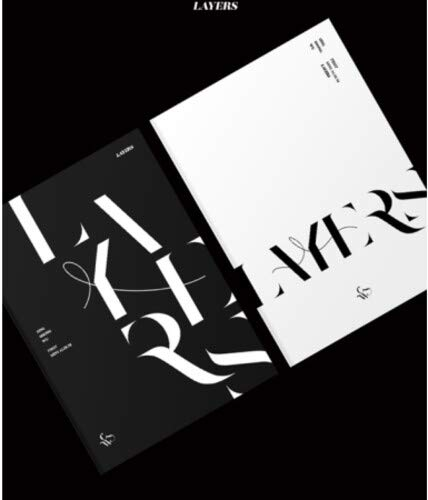 Layers (Random Cover: Black or White) (incl. 124pg Photobook +Namecard)