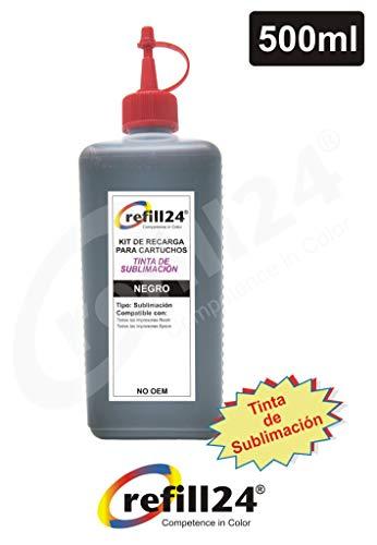 Sublisolion Tinte 100 ml / 250 ml / 500 ml / 1 Liter (Black) 500 ml