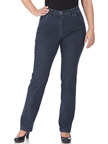 KjBrand Hose Jeans Schokobraun Größe 54