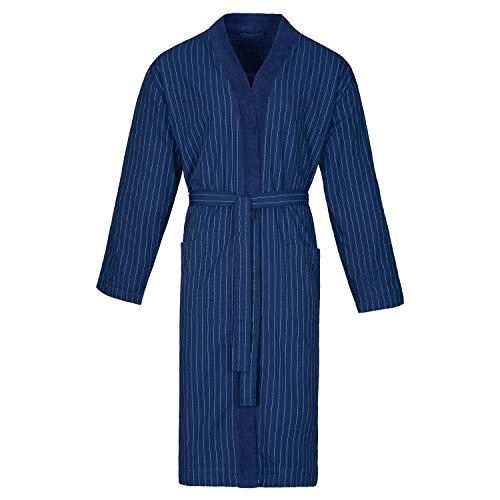 Bugatti badjas voor heren Jacopo, 1 marineblauw - XXL 60/62