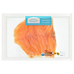 International Seafoods Cold Smoked Salmon 120G