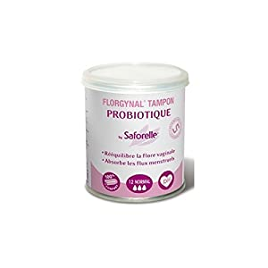 Saforelle–Florgynal Probiotic Tampon