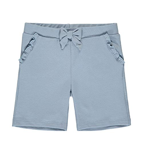 Steiff Shorts, Bleu (Forever Blue 6027), 3 Ans Bébé garçon