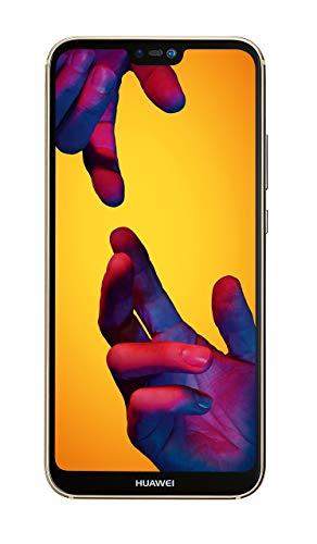 Huawei P20 Lite Dual SIM (4 GB RAM) - 64 GB - Gold (Generalüberholt)
