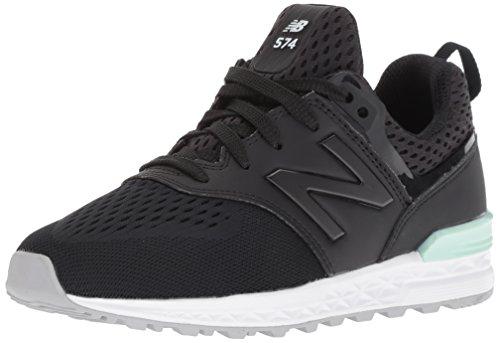 New Balance 574 Sport Bambino Sneaker Nero