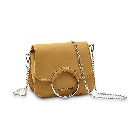 MARCO TOZZI Women's 2-2-61007-26 Handbag, Saffron, Normal