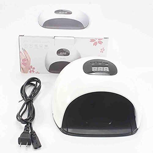 Lampes UV Écran LED Sèche Ongles Induction Intelligente Double Source De Lumière Nail Lampe 36 Lampe Perles Convient à Tous La Colle Ongles 220v