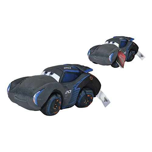 Simba 6315874658 - Disney Cars 3, Jackson Storm, 25 cm
