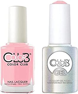 Color Club Gel Polish + Lacquer Duo, Feathered Hair Out To There