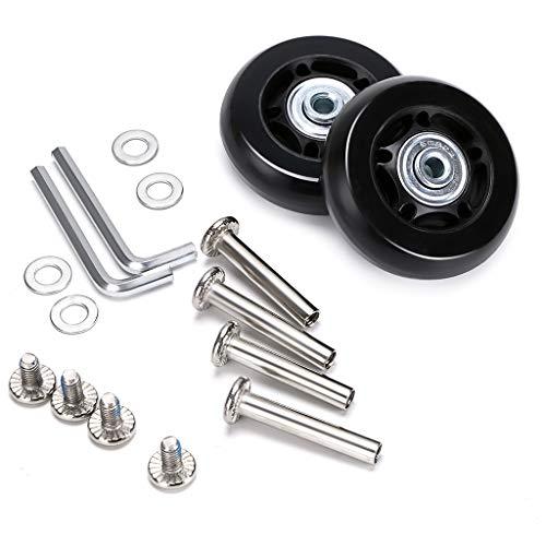 luggage repair parts wheels - 2