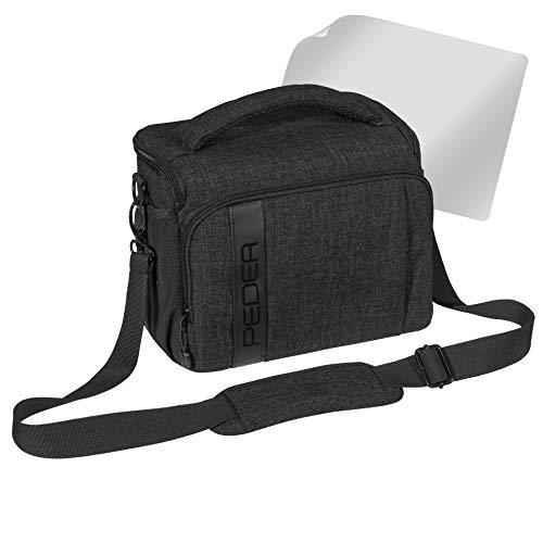 Fashion - Bolsa para cámara - Apta para Panasonic Lumix DMC G70,...