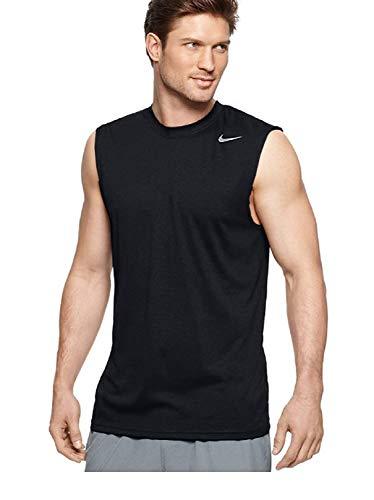 Nike Legend Dri-Fit 2.0 Men's Sleeveless Tank Top Black Size XL