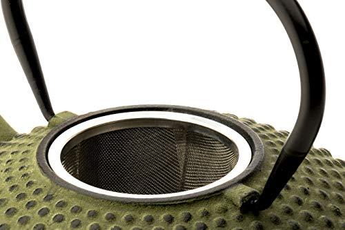 Bredemeijer G002GR Asia Xilin Théière Fonte Vert 1,25 L