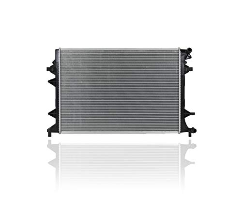 Intercooler - Cooling Direct For/Fit 5C0121251M 16-18 Volkswagen VW Jetta 1.4L Turbocharged